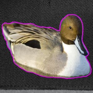 Duck - Bird - Fowl - Nature - Water - Pond - Lake Shirts - Snapback Cap