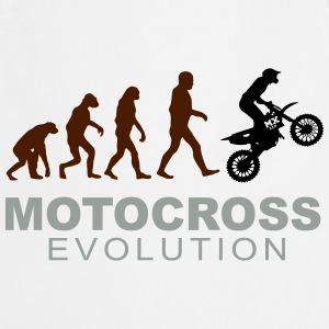 Motocross Evolution Shirts - Keukenschort