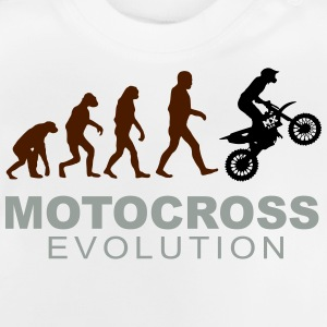 Motocross Evolution Tee shirts - T-shirt Bébé