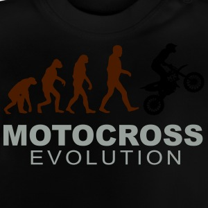 Motocross Evolution T-shirts - Baby T-shirt