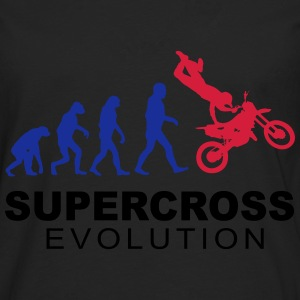 Supercross Evolution Sudaderas - Camiseta de manga larga premium hombre