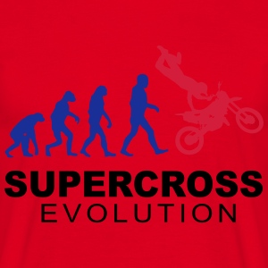 Supercross Evolution Sweat-shirts - T-shirt Homme