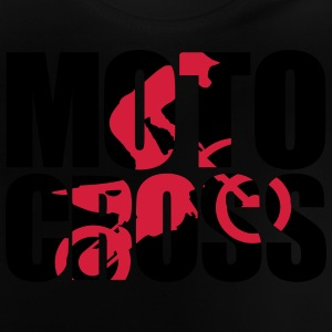Motocross Shadow 2 T-shirts - Baby T-shirt