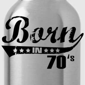 Born in 70's Tee shirts - Gourde