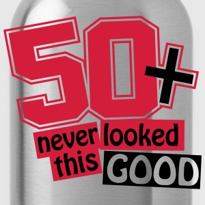 50 and never looked this good T-Shirts - Water Bottle
