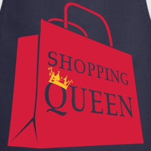Shopping Queen Tasche T-shirts - Keukenschort