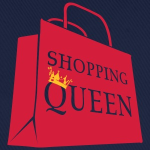 Shopping bag Queen  T-Shirts - Baseball Cap
