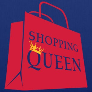 Shopping bag Queen  T-Shirts - Tote Bag