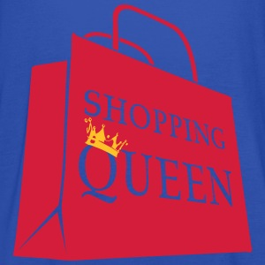 Shopping bag Queen  T-Shirts - Women's Tank Top by Bella