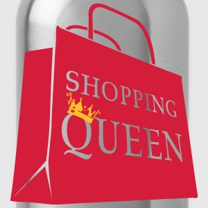 Shopping bag Queen  T-Shirts - Water Bottle