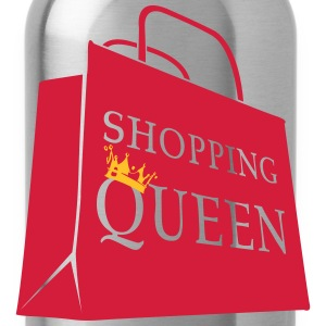 Shopping Queen T-shirts - Vattenflaska