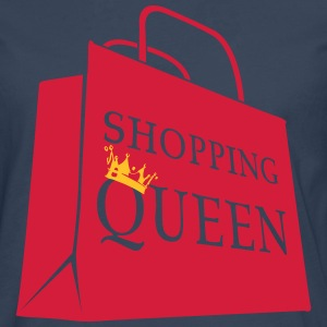 Shopping Queen Tee shirts - T-shirt manches longues Premium Homme