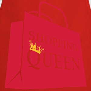 Shopping Queen Tee shirts - Tablier de cuisine
