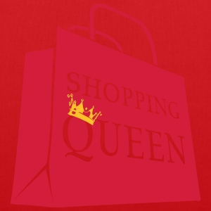 Shopping Queen Tasche T-shirts - Tas van stof