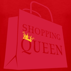 Shopping Queen T-shirts - Premiumtanktopp herr