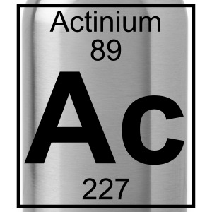 Element 089 - Ac (actinium) - Full Koszulki - Bidon