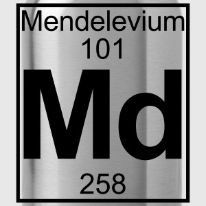Element 101 - Md (mendelevium) - Full Koszulki - Bidon