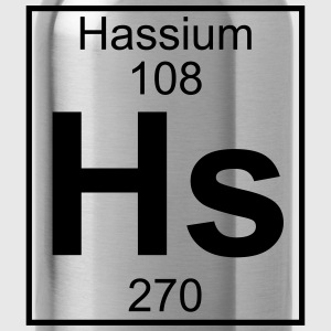 Element 108 - Hs (hassium) - Full Koszulki - Bidon