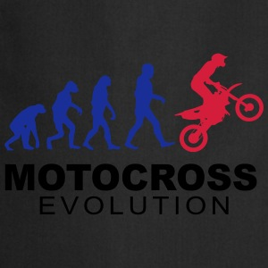 Motocross Evolution slick Tee shirts - Tablier de cuisine