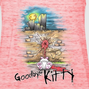 goodbyekitty T-Shirts - Women's Tank Top by Bella