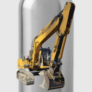 Excavator - Water Bottle