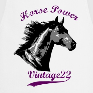 Horse Power Design T-shirts - Forklæde
