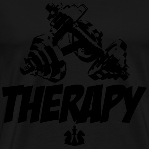 Therapy Pullover & Hoodies - Männer Premium T-Shirt