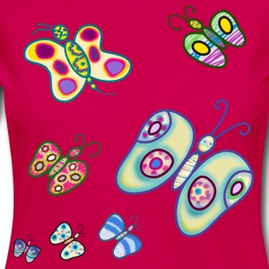 the butterflies of joy T-Shirts - Women's Premium Longsleeve Shirt