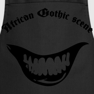 african gothic scene T-Shirts - Cooking Apron