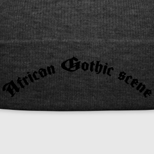 african gothic scene T-Shirts - Winter Hat