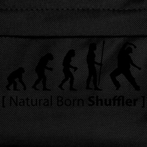 evolution_born_shuffler T-Shirts - Kinder Rucksack