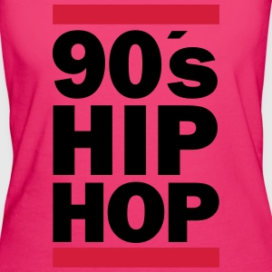 90s Hip Hop Bags & backpacks - Women's Organic T-shirt