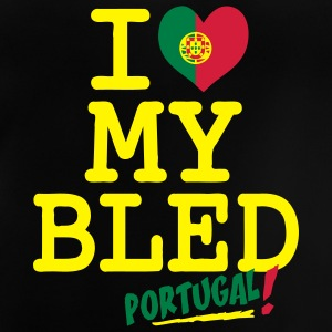 I love MY BLED Portugal T-Shirts - Baby T-Shirt