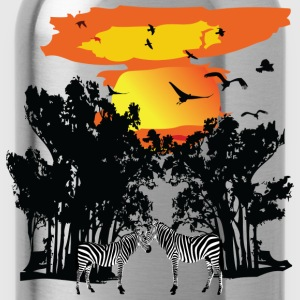 Africa wildlife Women's Classic T-shirt - Water Bottle