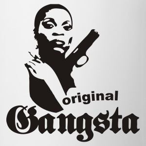 original Gangster - Tasse