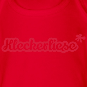 Kleckerliese T-Shirts - Baby Bio-Kurzarm-Body