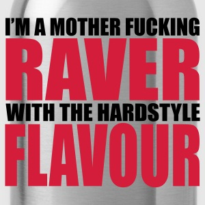 Noir Raver (2 Colour) T-shirts - Gourde