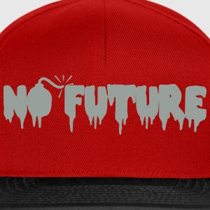 No Future T-shirt - Snapback Cap