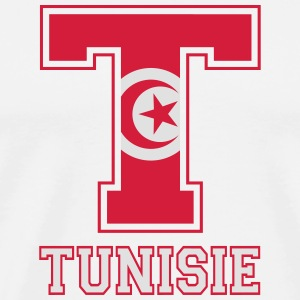 Athletic Tunisie rouge  Sweats - T-shirt Premium Homme