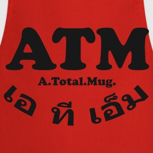 ATM - A Total Mug - Cooking Apron