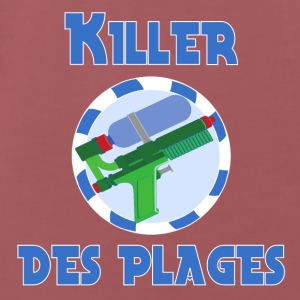 Killer des plages Accessories - Men's Premium T-Shirt
