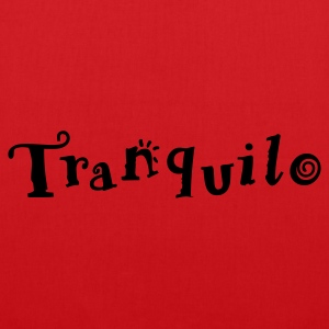 tranquilo Tee shirts - Tote Bag