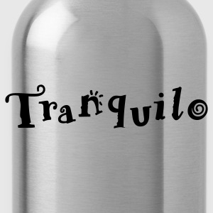 tranquilo T-Shirts - Trinkflasche