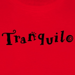 tranquilo Tabliers - T-shirt Homme