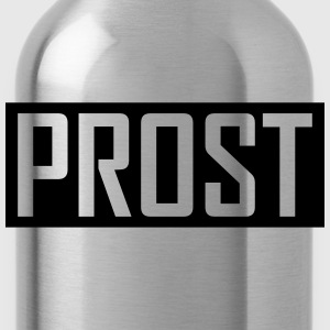 prost T-Shirts - Trinkflasche