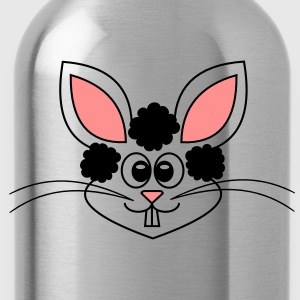 Afro Bunny Hoodies & Sweatshirts - Water Bottle