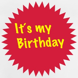 It´s my Birthday 2c T-Shirts - Baby T-Shirt