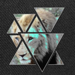 lion Tee shirts - Casquette snapback
