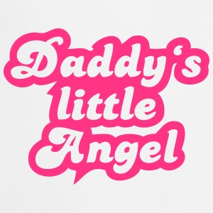 Daddy's little angel T-Shirts - Cooking Apron
