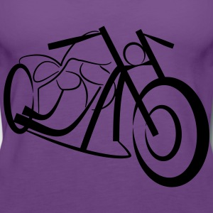 Custom Bike - Frauen Premium Tank Top